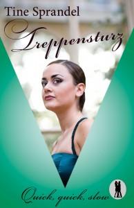 Cover: Treppensturz, Tine Sprandel